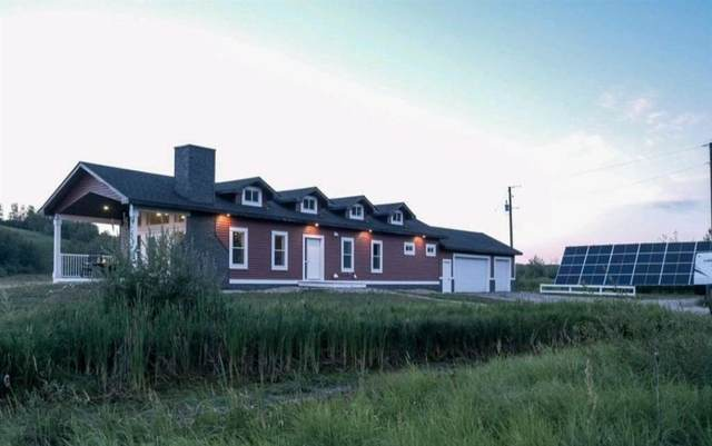 25180 Township Road 364, Rural Red Deer County, AB T0M 1R0 (#A1006207) :: The Cliff Stevenson Group