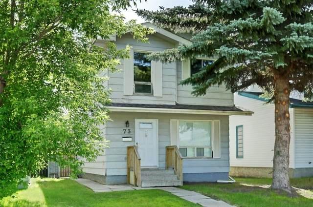 73 Sunvale Crescent SE, Calgary, AB T2X 2R9 (#A1010417) :: Redline Real Estate Group Inc