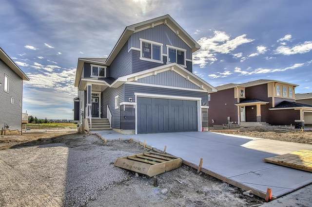 11 Rivercrest Common, Cochrane, AB T4C 2V2 (#A1011604) :: Team J Realtors