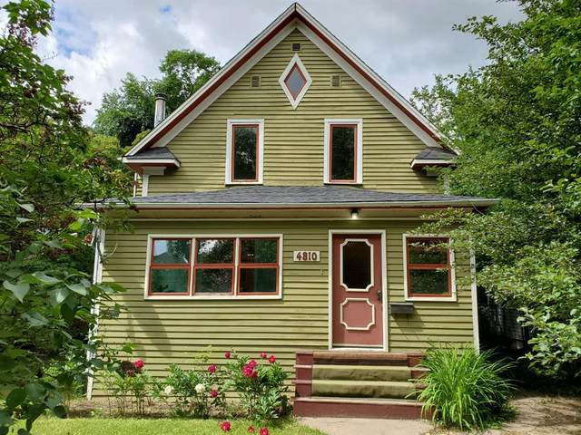 4810 47 Street, Camrose, AB T4V 1J6 (#A1012290) :: Redline Real Estate Group Inc