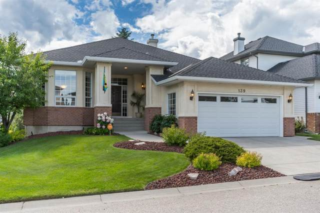 139 Valley Ridge Green NW, Calgary, AB T3B 5L5 (#A1013964) :: Redline Real Estate Group Inc