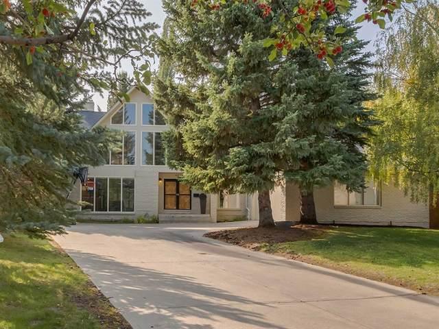 332 Pump Hill Gardens SW, Calgary, AB T2V 4M7 (#A1014392) :: Calgary Homefinders