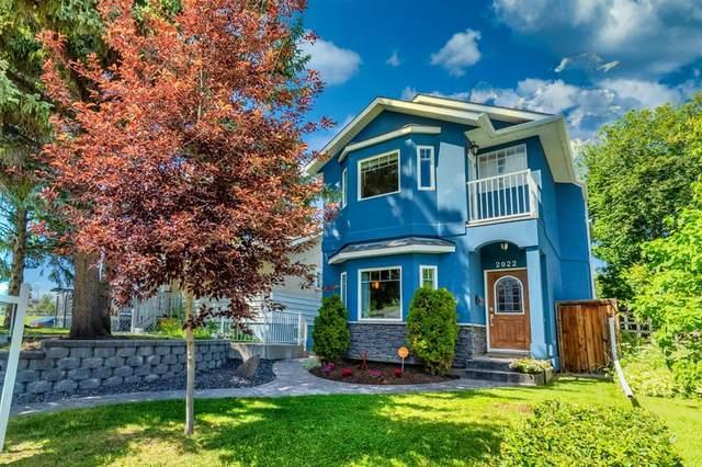 2022 22 Avenue, Calgary, AB T2M 1R9 (#A1014446) :: Redline Real Estate Group Inc