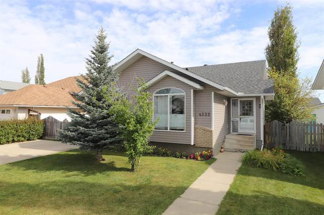 4333 60A Avenue Crescent, Innisfail, AB T4G 1V9 (#A1014487) :: Western Elite Real Estate Group