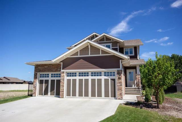 22 Tindale Place, Red Deer, AB T4P 0T8 (#A1014800) :: Canmore & Banff