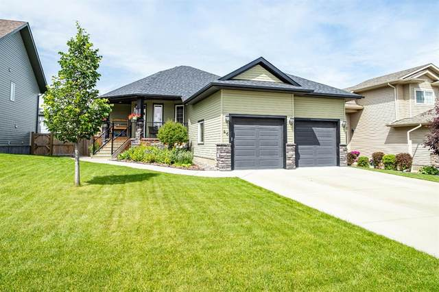 46 Ebony Street, Lacombe, AB T4L 0G2 (#A1014852) :: Western Elite Real Estate Group