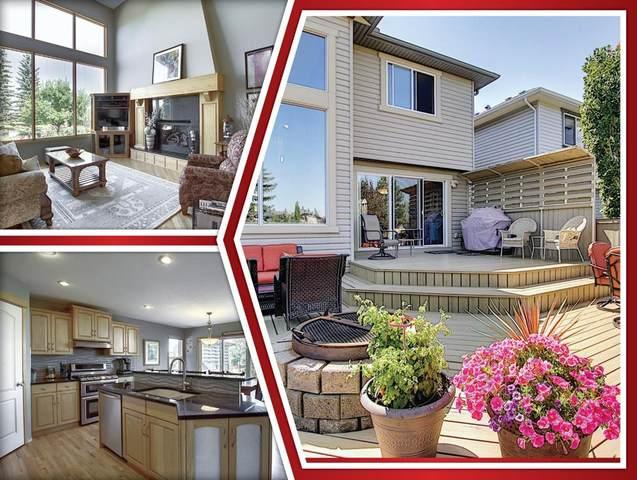 151 Chapman Circle SE, Calgary, AB T2X 3T9 (#A1015122) :: Redline Real Estate Group Inc