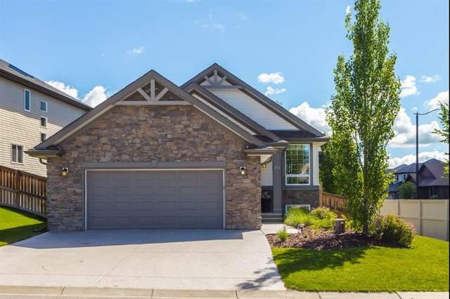 164 Crystal Green Drive, Okotoks, AB T1S 0C8 (#A1015573) :: Redline Real Estate Group Inc