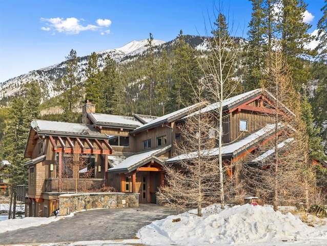 708 Silvertip Heights, Canmore, AB T1W 3K9 (#A1016082) :: Redline Real Estate Group Inc