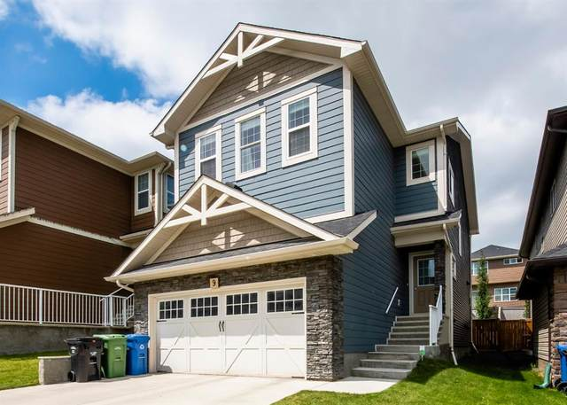9 Kincora Street NW, Calgary, AB T3R 0N5 (#A1016093) :: Redline Real Estate Group Inc