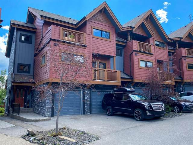 80 Dyrgas Gate #320, Canmore, AB T1W 3M7 (#A1016266) :: Redline Real Estate Group Inc