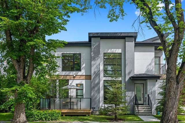 138 11 Avenue NE, Calgary, AB T2E 0Y6 (#A1016284) :: Redline Real Estate Group Inc