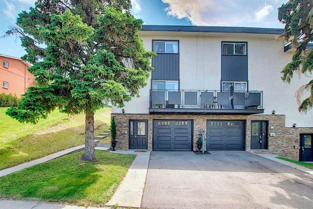 1603 Mcgonigal Drive NE #1, Calgary, AB T2E 5W2 (#A1016302) :: Canmore & Banff
