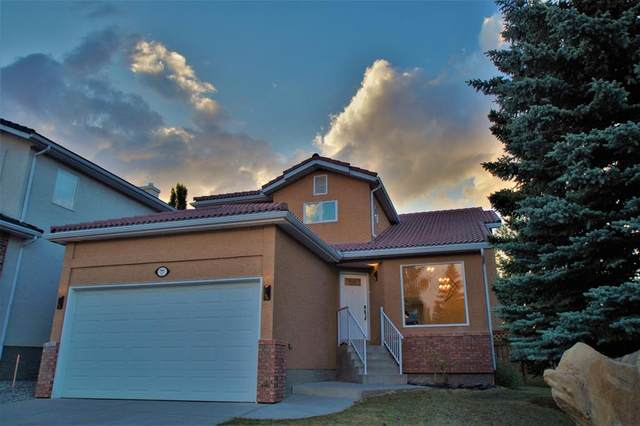 77 Christie Park View SW, Calgary, AB T3H 2Y7 (#A1016409) :: Canmore & Banff