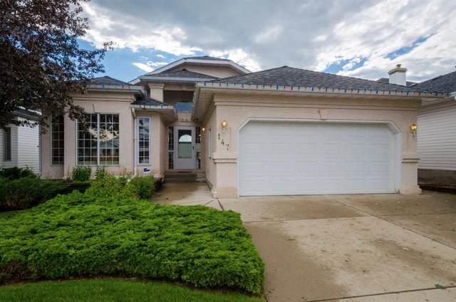 147 Valley Ridge Green NW, Calgary, AB T3B 5L5 (#A1016566) :: Redline Real Estate Group Inc