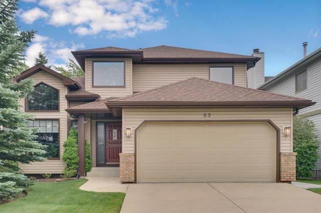 63 Edgebrook Close NW, Calgary, AB T3A 4W6 (#A1016760) :: Redline Real Estate Group Inc