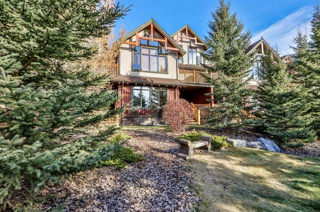 801 Benchlands Trail #105, Canmore, AB T1W 0B6 (#A1016876) :: Canmore & Banff