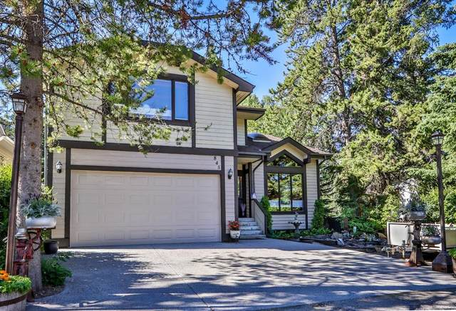 845 14TH Street S, Canmore, AB T1W 2J3 (#A1017046) :: Western Elite Real Estate Group