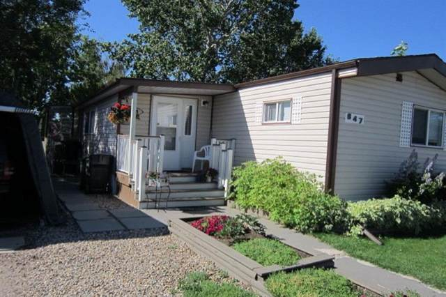 847 Briarwood Road, Strathmore, AB T1P 1E8 (#A1017262) :: Canmore & Banff