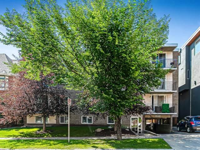 823 19 Avenue SW #405, Calgary, AB T2T 0H6 (#A1017569) :: Redline Real Estate Group Inc