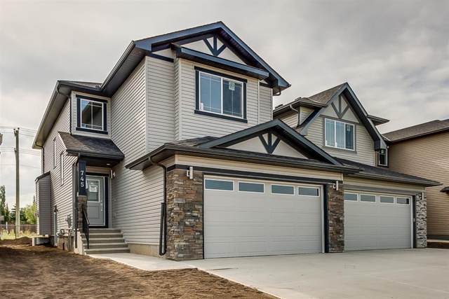 745 Edgefield Crescent, Strathmore, AB T1P 0H5 (#A1017689) :: Canmore & Banff