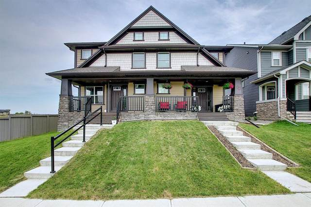 16 Legacy View SE, Calgary, AB T2X 2C3 (#A1018130) :: Redline Real Estate Group Inc