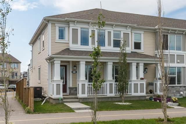 43 Cityscape Gate NE, Calgary, AB T3N 0S8 (#A1018267) :: Redline Real Estate Group Inc