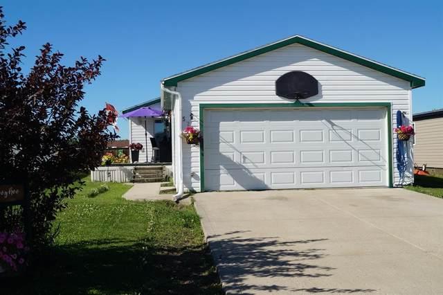 5204 64 Avenue, Ponoka, AB T4J 1E2 (#A1018697) :: Redline Real Estate Group Inc