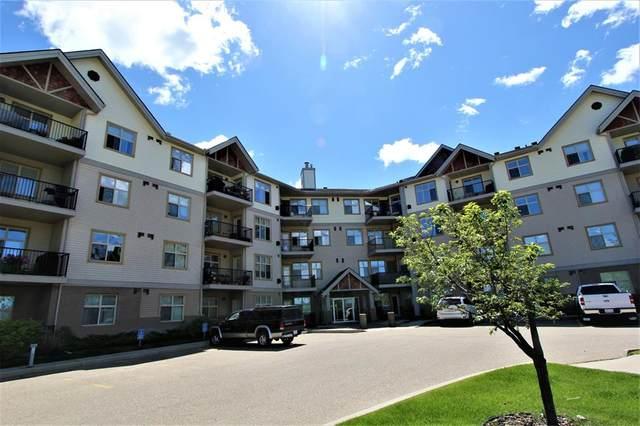 100 Lakeway Boulevard #115, Sylvan Lake, AB T4S 0A4 (#A1018700) :: Team J Realtors