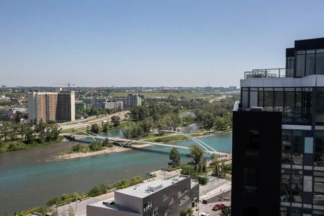 519 Riverfront Avenue SE #1705, Calgary, AB T2G 1K6 (#A1018731) :: Redline Real Estate Group Inc