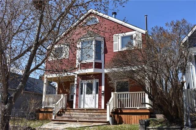409 15 Street NW, Calgary, AB  (#A1019046) :: Redline Real Estate Group Inc