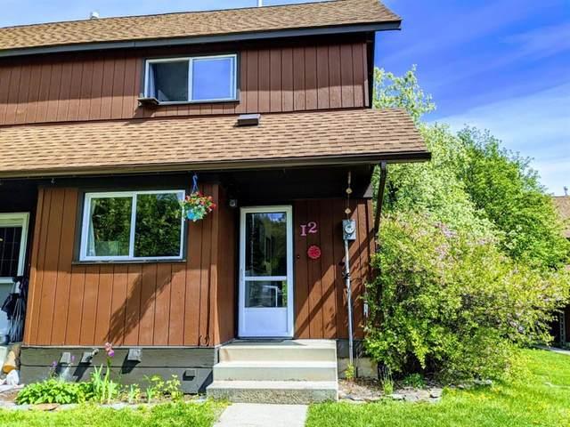 12 Patricia Place, Jasper, AB T0E 1E0 (#A1019060) :: Canmore & Banff