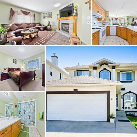 13 Coral Springs Park NE, Calgary, AB T3J 3R1 (#A1019231) :: Canmore & Banff