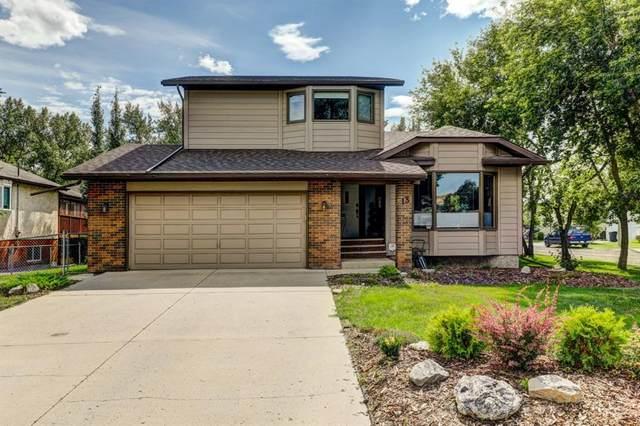 13 Larch Avenue, Drumheller, AB T0J 0Y1 (#A1019303) :: Calgary Homefinders
