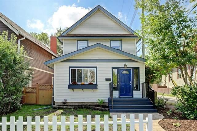 1609 19 Avenue SW, Calgary, AB T2T 0J3 (#A1019332) :: Redline Real Estate Group Inc