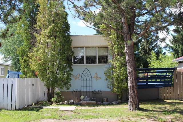 30 Parkland Drive, Sylvan Lake, AB T4S 1J5 (#A1019427) :: Canmore & Banff