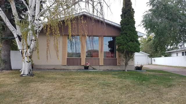 903 11 Street SE, Drumheller, AB T0J 0Y7 (#A1019493) :: Calgary Homefinders