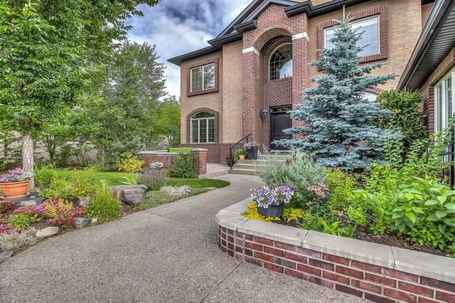 72 Discovery Valley Cove SW, Calgary, AB T3H 5H3 (#A1020097) :: Redline Real Estate Group Inc