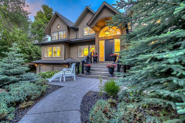 855 Prospect Avenue SW, Calgary, AB T2T 0W6 (#A1020153) :: Canmore & Banff