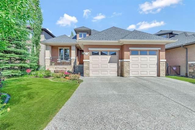 8 Evergreen Row SW, Calgary, AB T2Y 5B1 (#A1020419) :: Redline Real Estate Group Inc