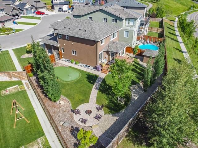 19 Mount Burns Green, Okotoks, AB T1S 0L7 (#A1020434) :: Redline Real Estate Group Inc
