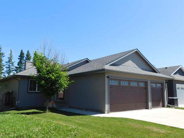 5806 45 Avenue Close, Rocky Mountain House, AB T4T 0B5 (#A1020474) :: Canmore & Banff