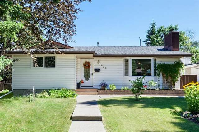 236 Silver Ridge Crescent NW, Calgary, AB T3B 3T5 (#A1020577) :: Redline Real Estate Group Inc
