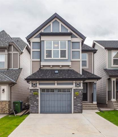 67 Chaparral Valley Common SE, Calgary, AB T2X 0T4 (#A1020778) :: Redline Real Estate Group Inc