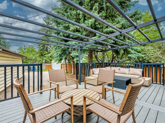 416 Tavender Road NW, Calgary, AB T2K 3M2 (#A1020800) :: Redline Real Estate Group Inc