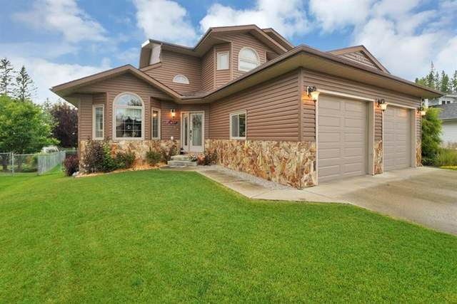 6820 61 Street NW, Rocky Mountain House, AB T4T 1K6 (#A1020910) :: Western Elite Real Estate Group