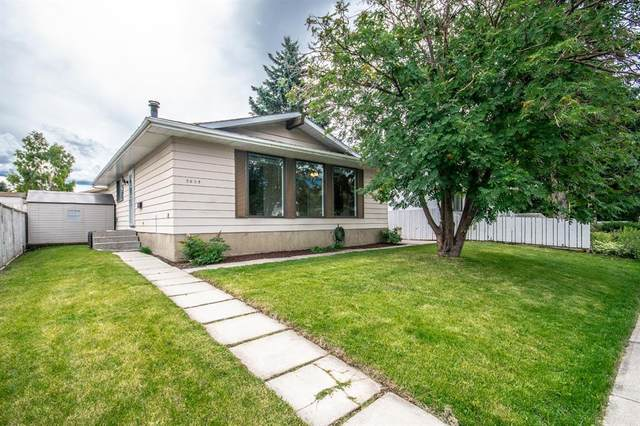 3005 Doverbrook Road SE, Calgary, AB T2B 2L4 (#A1020927) :: Calgary Homefinders