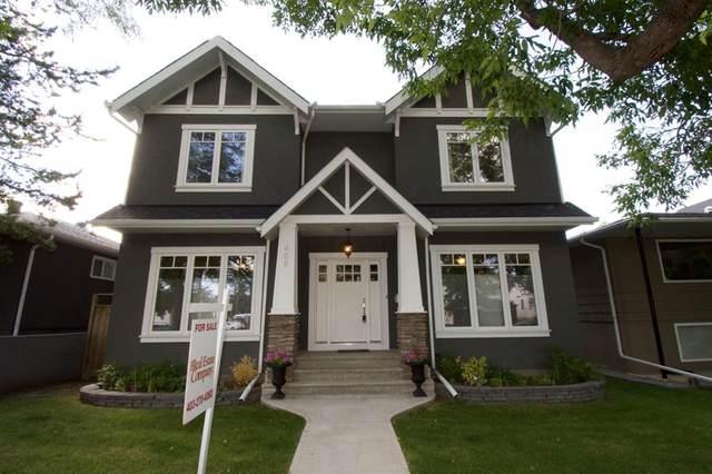 405 10 Street NE, Calgary, AB T2E 4M2 (#A1021176) :: Redline Real Estate Group Inc
