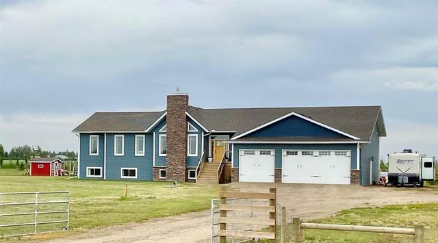 204045 Range Road 145, Rural Newell County, AB T0J 0Z0 (#A1021452) :: Western Elite Real Estate Group