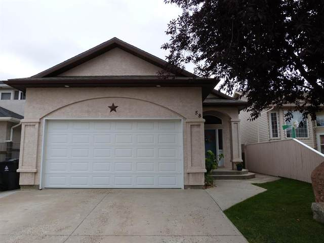 58 St James Crescent N, Lethbridge, AB T1H 6M6 (#A1021585) :: Canmore & Banff
